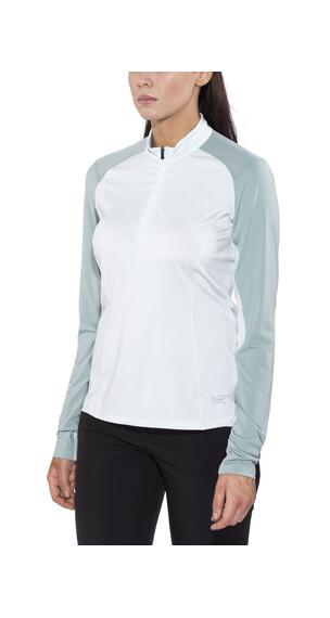 Arc'teryx Skeena - Camiseta de manga larga Mujer - gris